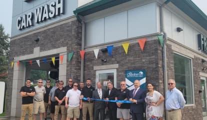 Shammy Shine Car Wash Opens In Phillipsburg
