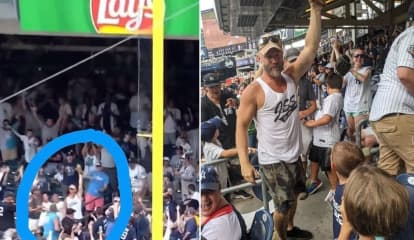 Jersey Shore Guardsman Catches, Returns Yankee Phenom's 1st HR, Asks Nothing Back