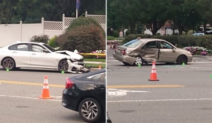 Fatal Accident Investigators Respond To Crash On Busy Road Along Hudson River