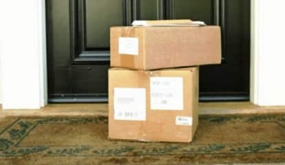 Police Issue Warning About Holiday 'Porch Pirates' In Rockland