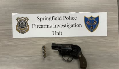 Handgun Stolen In Connecticut Recovered From 17-Year-Old, Police Say