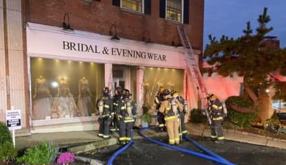 CT Bridal Shop Heavily Damaged During Fire