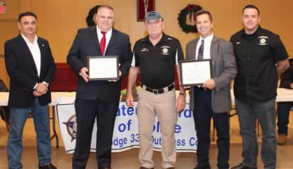 Police Officers In Dutchess Honored For 'Courage In Face Of Danger'
