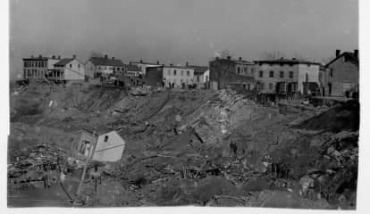 Haverstraw Landslide Remembered: 19 Lives Lost