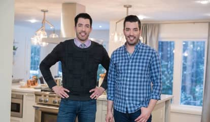 The Property Brothers Make North Jersey Appearance
