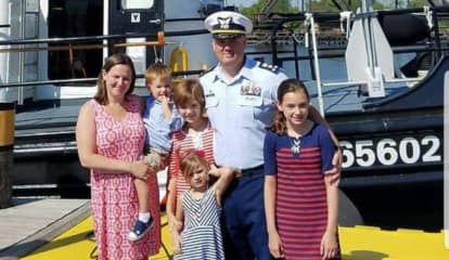 Support Pours In For Family Of Late Coast Guardsman From Mahopac