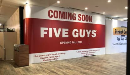 Five Guys To Open At Garden State Plaza Food Court