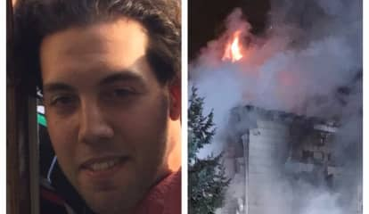 'We Watched It Burn': Haledon Mechanic Recalls House Fire That Torched Everything He Owns