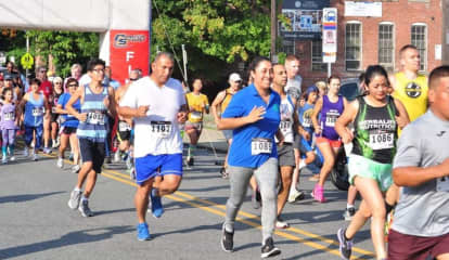 Running Down Every Labor Day 5K In North Jersey