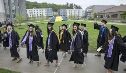 Pace University Grads Encouraged To Spread Kindness, Curiosity, Tenacity