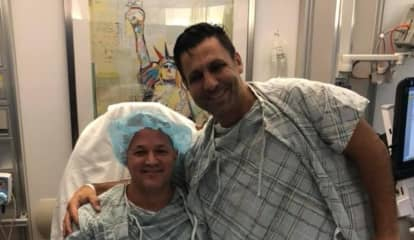 Paramus Man Donates Kidney To Best Friend 'Now Brother'