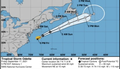 Tropical Storm Odette Spins Up The Atlantic, And Here's Why It's Good News