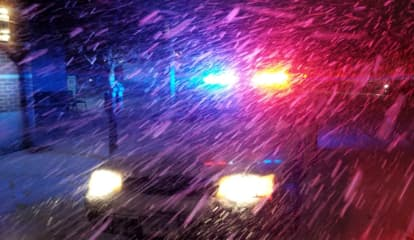 Here's How Many Crashes Were Reported To State Police During Storm