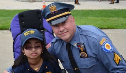Paramus Police's 'Chief For A Day' Neha Kurian Dies, 14
