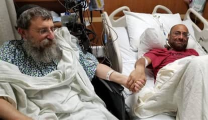 Bergen County Rabbi's 2nd Organ Donation Helps New York Dad Live