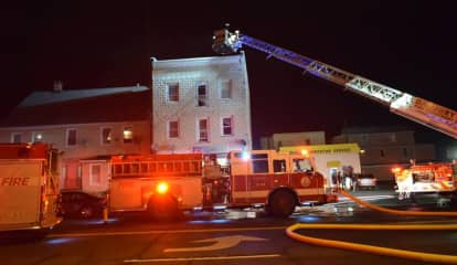 25 Displaced After Two-Alarm Apartment Fire Breaks Out In Danbury