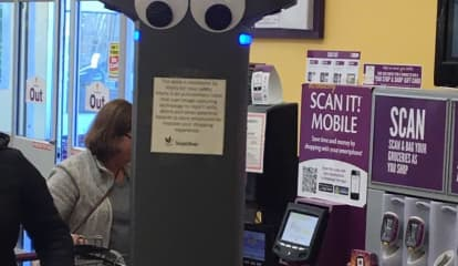 COVID-19: Stop & Shop Responds To Social Distancing Concerns About Marty The Robot
