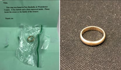 Recognize It? Wedding Ring Reported Missing In Westchester