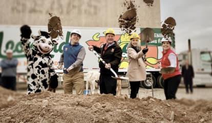 Stew Leonard's Breaks Ground In Paramus