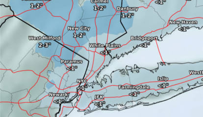 Storm To Dust North Jersey With Snow Before Turning To Rain