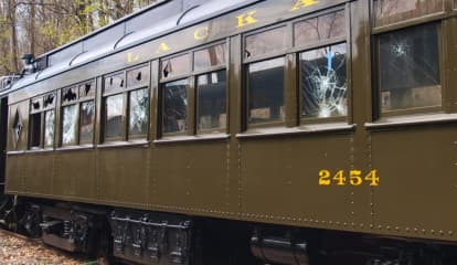 Rare Train Car Vandalized In Boonton, Museum Offers $5K Reward For Info