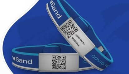 COVID-19: New Wristband Provides Proof Of Vaccination