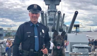 GOOD BOYS, GOOD BOYS: Meet Maywood Police Department's Newest K-9 Officer