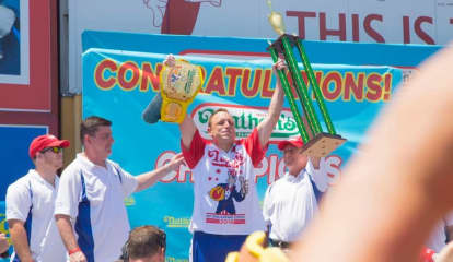 New Jerseyans Can Bet On Nathan's Hot Dog-Eating Contest