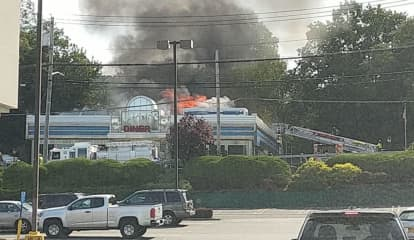 Fire Breaks Out At Popular Westchester Diner