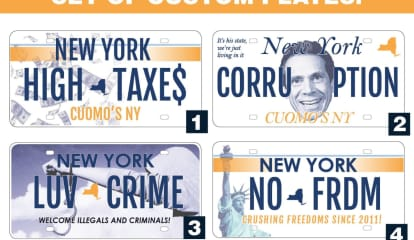 New Yorkers Overwhelmingly Oppose License Plate Plan, New Poll Says
