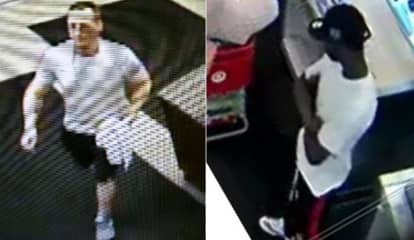 SEEN THEM? Police Say Maywood/Hackensack Locker Thieves Stole Cards Used In Paramus