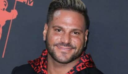 'Jersey Shore' Star Ronnie Ortiz-Magro Arrested