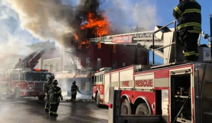 Family Of 8 Loses 'Everything' In Bayonne Fire; Fundraiser Started