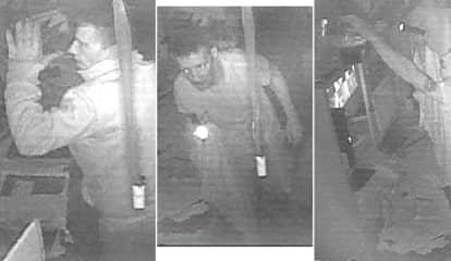 SEEN HIM? Police Seek Help ID'ing Wayne Business Burglar