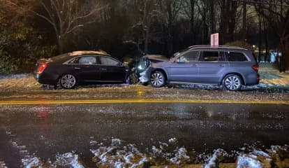 Driver In Rockland Head-On Crashed Crossed Double-Yellow Line, Police Say