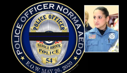 Passion, Compassion Defined Late Saddle Brook Police Officer, 50