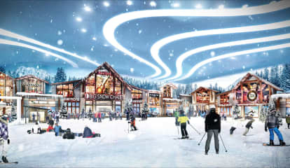 North America's First Indoor Ski Park Coming To American Dream