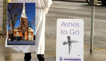 'Ashes To Go': Bergen Churches Take Ash Wednesday To The Streets