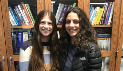Pair Of Byram Hills Students Named National Finalists For Neuroscience Research