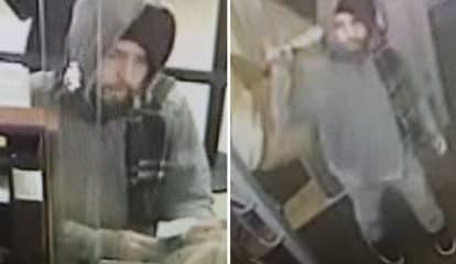 Police Looking For Same Man In Two Newark Bank Robberies