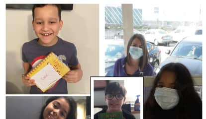 Teacher Thrills 50 Bergen, Passaic Students With Personalized Book Deliveries