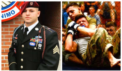 Former Cliffside Park HS Star Wrestler Matthew Joskowitz Dies In U.S. Army