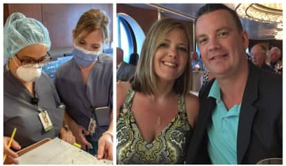 NJ Nurse Recovers From Coronavirus In Time For Hospital Wedding Anniversary