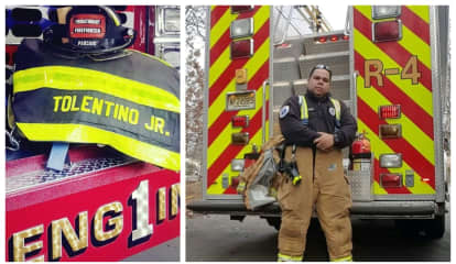 Passaic Firefighter, 33, Dies Of Coronavirus Complications