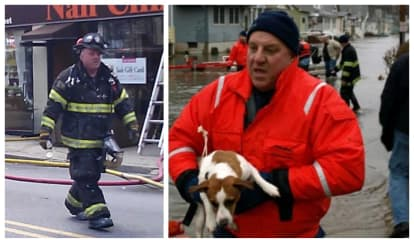 'Honest, Brave, Committed': Little Falls Fire Department President Mike Burke Dies Of COVID-19