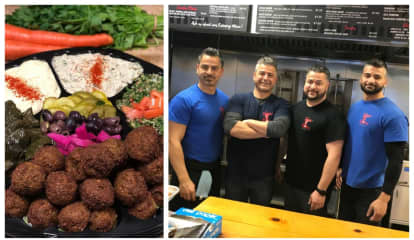 NJ Brothers With Syrian Roots Dish Up Some Of The Best Falafel In America
