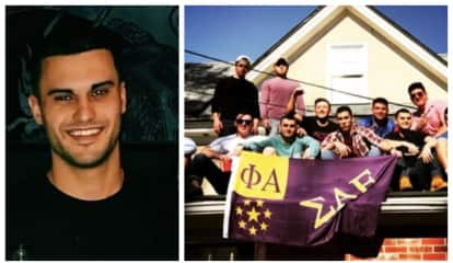 Heartbroken Fraternity Mourns Montvale Brother Who Died In ATV Accident
