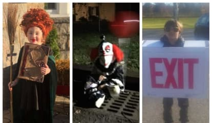 PHOTOS: These Bergen County Kids Did Halloween Better Than Pretty Much Anyone