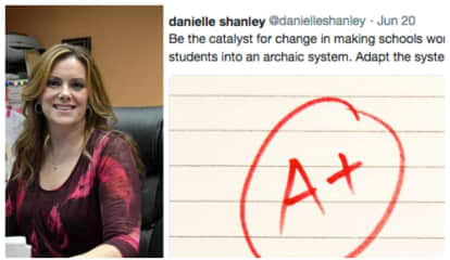 Here's What We Learned About Saddle Brook Schools' New Superintendent From Her Twitter Page