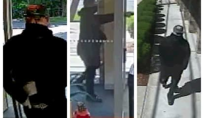 Know Him? Police Looking To ID Armed Bank Robber